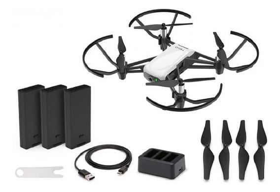 Drone Dji Tello Boost Combo Arctic White Nota/garantia