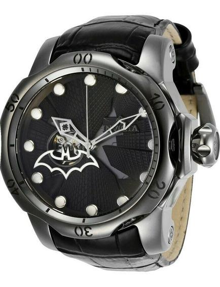Relogio Invicta Reserve Venom Dc Comics Batman Automatico