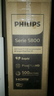 Tv Smart 43 Pant. Rota