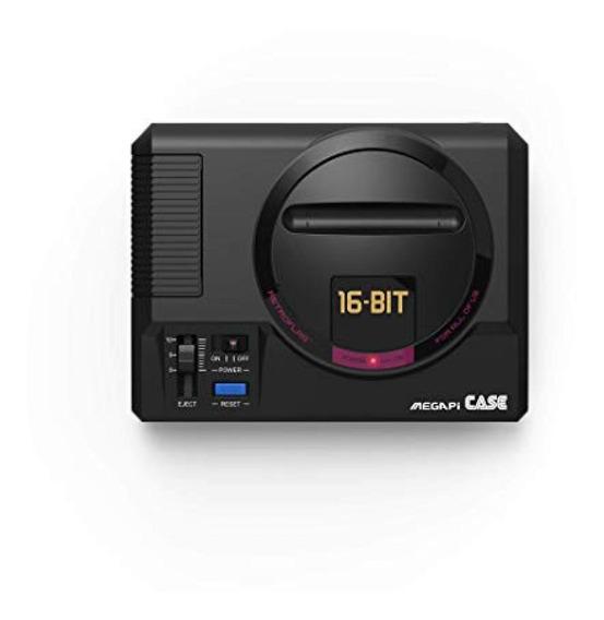 Raspberry Gabinete Retroflag Megapi Case M Carcasa Sega Mega