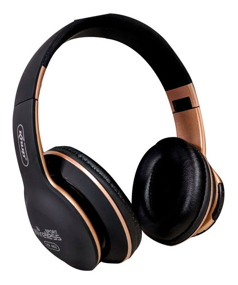 Fone Sem Fio Headphone Bluetooth Weireless Fm Atende