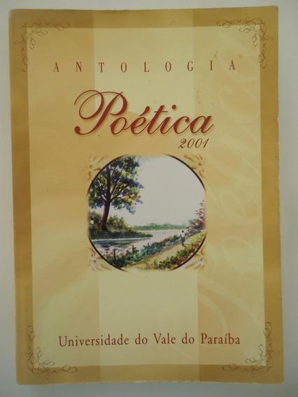 Antologia Poética 2001 Universidade Do Vale Do Paraíba