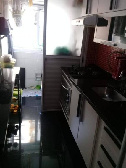 Apartamento Com 2 Dormitórios À Venda, 48 M² Por R$ 300.000 - Vila Emir - São Paulo/sp - Ap2867