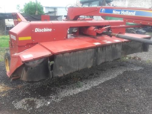 Segadora De Arrastre New Holland H 7450