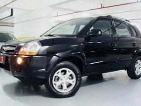 Hyundai Tucson 2.0 Gls Preta Flex Aut. Extremamente Nova