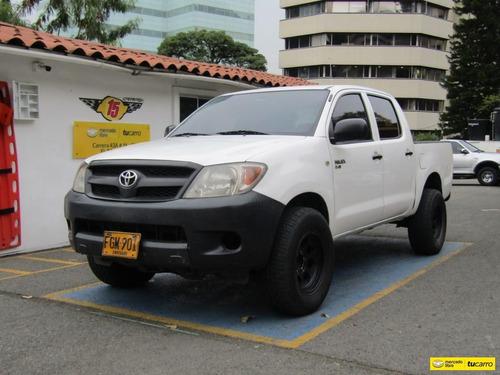 Toyota Hilux 2.5 4*2 Diesel