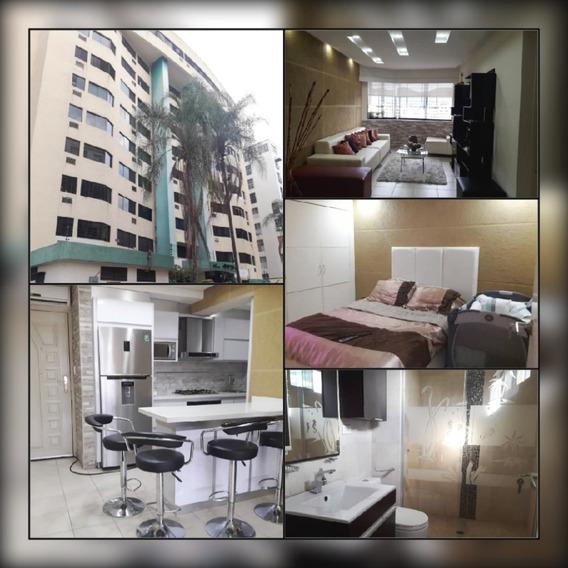 Moderno Apartamento En Residencias Dojo, Prebo 1.