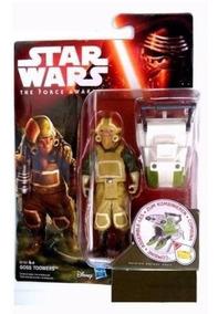 Star Wars The Force Awakens Goss Toowers ( Hasbro )