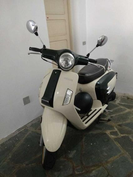 Scooter Vintage Velvet Motorino Não É Lambreta Não É Vespa