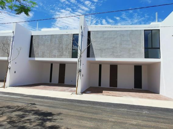 Casa Estilo Town House Para Entrega Inmediata Norva Copo