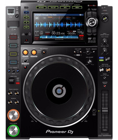 Pioneer Cdj 2000 Nxs2 Nexus Cd Player Dj Pro Rekordbox / Tc