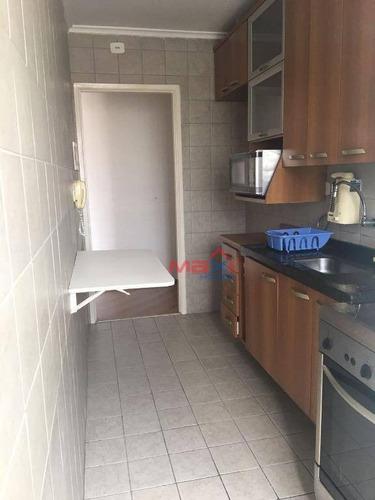 Apartamento À Venda No Condomínio Terra Nova - Ap0880