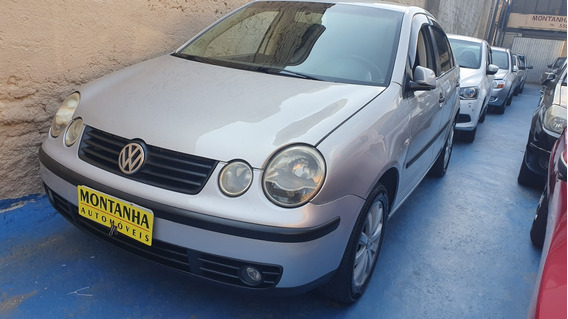 Vw Polo Sedan 1.6 Ano 2004 Montanha Automoveis