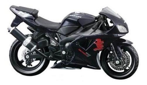 Moto Yamaha Mzf R1 Maisto Metal 1:18