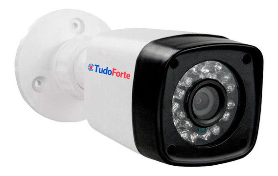 Câmera Segurança Monitoramento Full Hd 1080p 2mp Ahd 1020 Tf