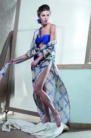 91b3138934 Vestido Karla Vivian - Moda Praia no Mercado Livre Brasil