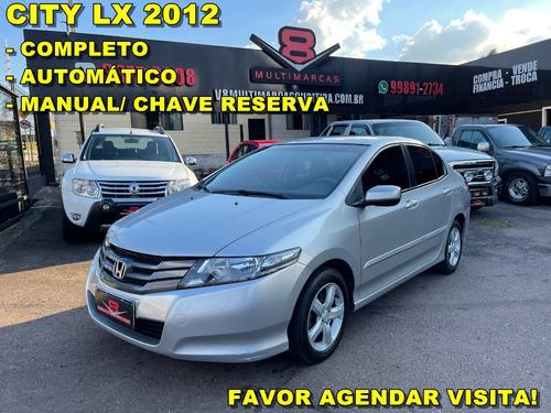 Imagem 1 de 12 de Honda City Lx Automático (civic Sentra Hb20 Jetta