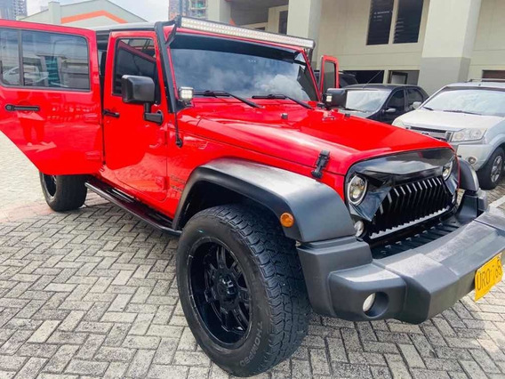Jeep Rubicon Wrangler Sport 4x4