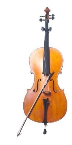 Violoncello Custom 4/4 Parquer C/funda Cod.ce900