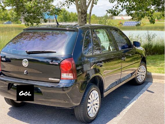 Volkswagen Gol Power 1.4 2012 5 Puertas Único Dueño