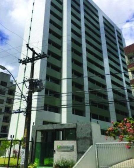 Vendo Apto No Rosarinho, Ed. Jardim Santos Dumont, 01 Quarto, R$ 270.000,00 - C011446 - 32237918
