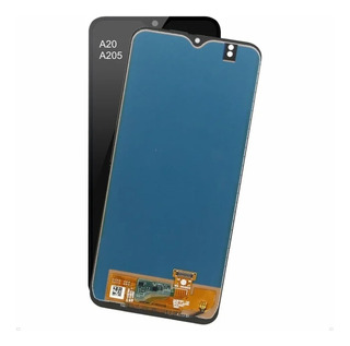 Frontal Tela Touch Display A20 A205 Incell Envio Já