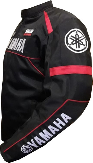 Casaco Yamaha Team Factory Black