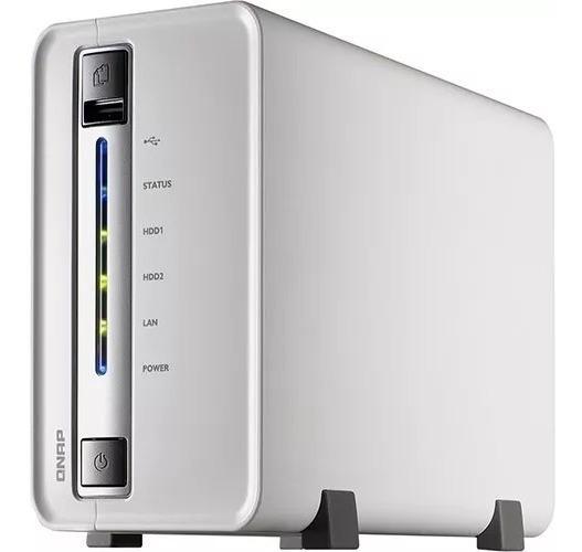 Ts-210 Qnap - Storage Nas 2 Discos Até 4tb