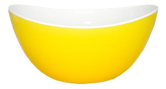 Compotera Bowl Bols Redondo Plástico 13.5cm Colores