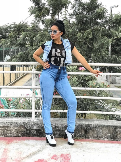 Kit 5 Calças Jeans Feminina - Skinny Atacado, Revenda 36-44