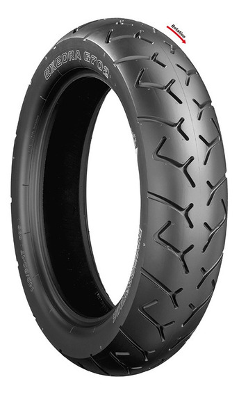 Pneu Bridgestone Exedra G702 160/80 R15