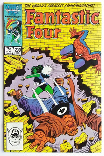 Fantastic Four 299 (marvel 1987) Roger Stern-john Buscema.