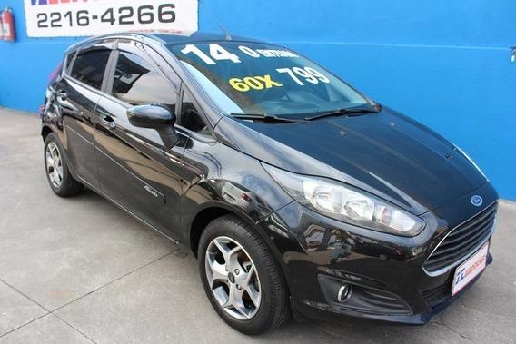 New Fiesta S 1.5 Zero De Entrada Carro Bom Para Aplicativo