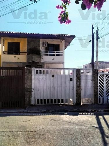 Casa Sobrado À Em Jardim Das Flores  -  Osasco - 35613