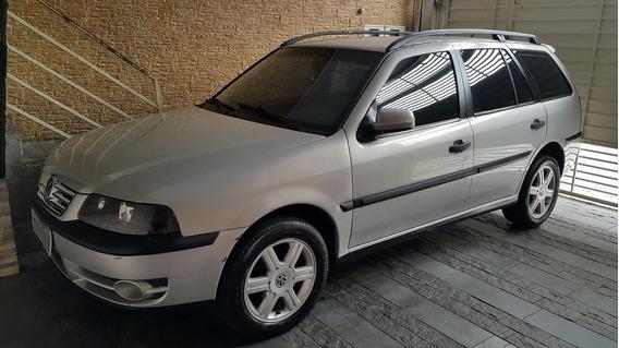 Volkswagen Parati 1.0 16v Turbo Sportline 5p