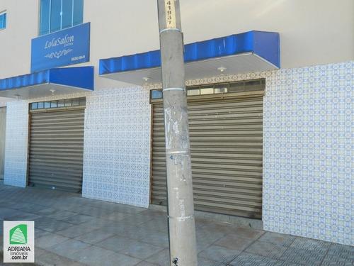 Aluguel Loja Comercial Ótima Localização Centro - 3983