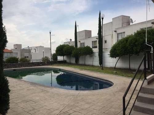 Agm/ Bonita Casa En Renta En Residencial Del Parque
