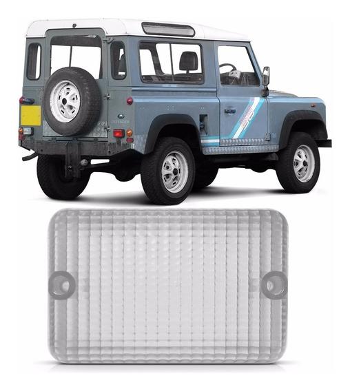 Lente Lanterna Traseira De Ré Land Rover Dfender Cristal