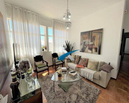 Imagem 1 de 26 de Apartamento À Venda Com 3 Quartos No Bairro Alto Barroca. - Ap6181