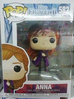 Funko Pop Anna Frozen Ii 582 Disney Original