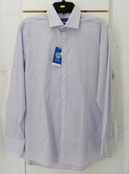 Liquidacion Camisa Vince Camuto Caballero T/s