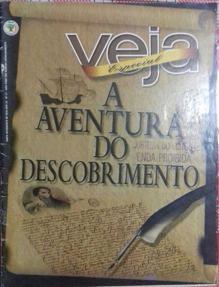 Revista Veja - A Aventura Do Descobrimento