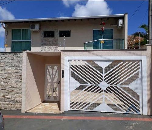 Imagem 1 de 16 de Sobrado Com 3 Dormitórios À Venda, 200 M² Por R$ 650.000,00 - Veraliz - Londrina/pr - So0046