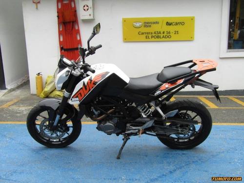 Motos Ktm 200