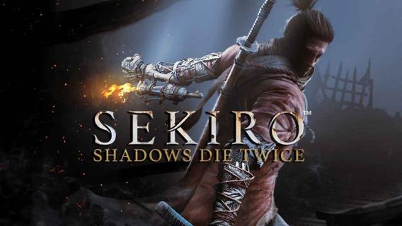 Sekiro Shadows Die Twice + 2 Jogo Frete Gratis Pc-dvd