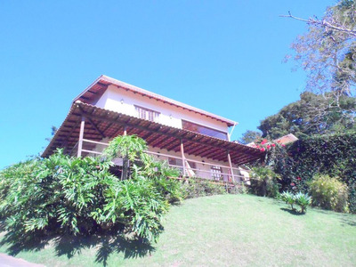Casa Aconchegante Em Condomínio Fechado!d4913