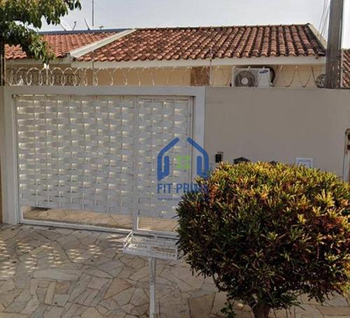Casa Com 2 Dormitórios À Venda, 90 M² Por R$ 260.000 - Jardim Urupês - São José Do Rio Preto/sp - Ca2524