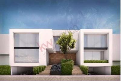 Residencia En Cluster 10-10-10 Lomas Angelopolis