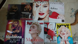 Kit Revistas Madonna