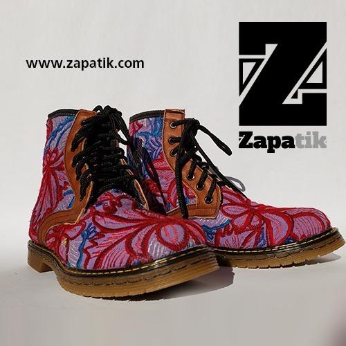 Zapato Artesanal Tzomx07